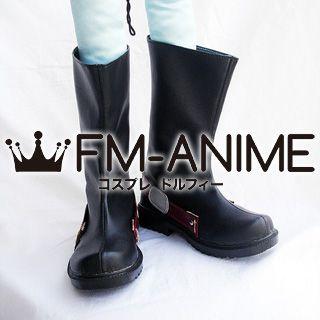 Elemental Gelade Cou / Coud Van Giruet Cosplay Shoes Boots