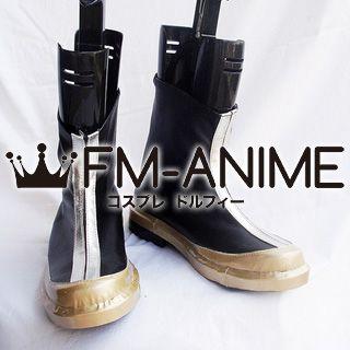 Dynasty Warriors 5 Cao Pi / Sou Hi Cosplay Shoes Boots
