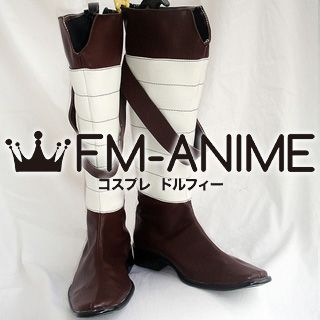 Claymore Teresa Cosplay Shoes Boots