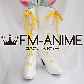 The Legend of Heroes VII Zero no Kiseki Elie MacDowell Cosplay Shoes Boots