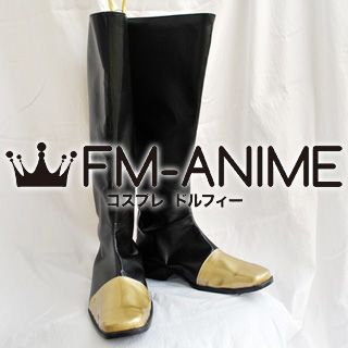Pandora Hearts Vincent Nightray Cosplay Shoes Boots