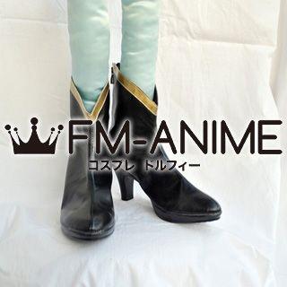 Samurai Warriors 3: Xtreme Legends/Z Mitsuhide Akechi Cosplay Shoes Boots