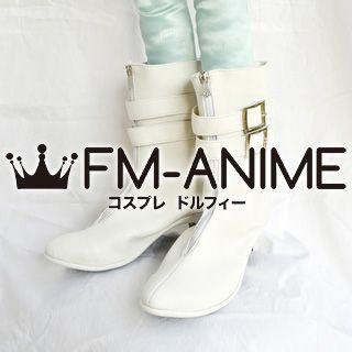 Code Geass: Lelouch of the Rebellion Villetta Nu Cosplay Shoes Boots