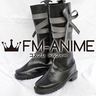 Tegami Bachi Noir Cosplay Shoes Boots