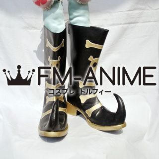Blue Exorcist Amaimon Cosplay Shoes Boots