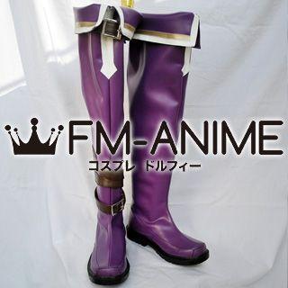 Fire Emblem: Rekka no Ken Farina Cosplay Shoes Boots