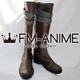 Fire Emblem: Rekka no Ken Karel Cosplay Shoes Boots