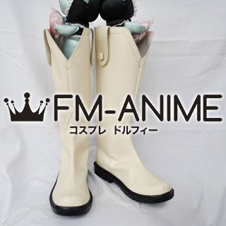 Mawaru Penguindrum Himari Takakura Cosplay Shoes Boots