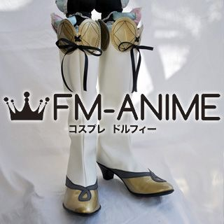 Atelier Totori: The Adventurer of Arland Totooria Helmold Cosplay Shoes Boots