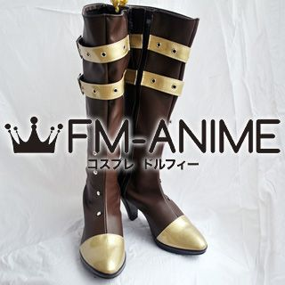 League of Legends Caitlyn Original Skin Cosplay Shoes Boots
