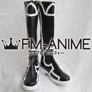 Shining Hearts Rick Cosplay Shoes Boots