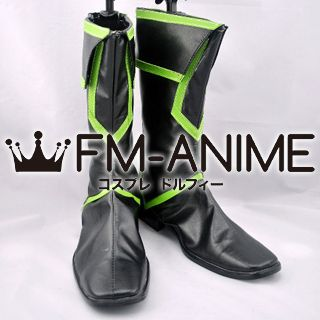 Tales of the Abyss Sync the Tempest Cosplay Shoes Boots