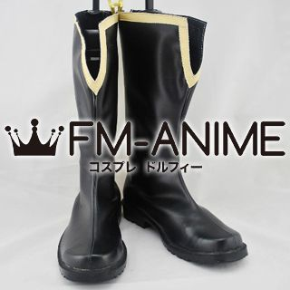 Tales of Vesperia: The First Strike Yuri Lowell Cosplay Shoes Boots