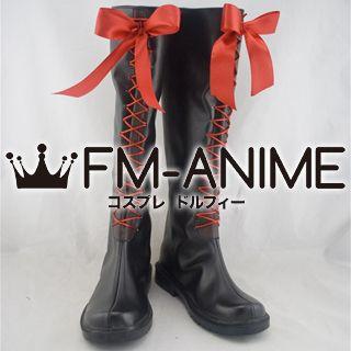 Touhou Project Hina Kagiyama Cosplay Shoes Boots