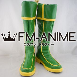 Sgt. Frog Sergeant Keroro Personified Cosplay Shoes Boots