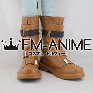 The Legend of Heroes VII Zero no Kiseki Noel Seeker Cosplay Shoes Boots