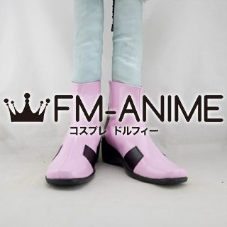 Neon Genesis Evangelion Mari Illustrious Makinami Cosplay Shoes Boots