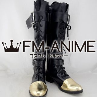 League of Legends Officer Caitlyn Cosplay Shoes Boots