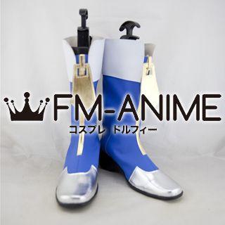 BlazBlue: Chrono Phantasma (BBCP) Noel Vermillion Cosplay Shoes Boots