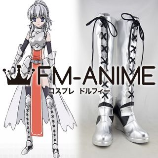 Aria The Scarlet Ammo  Jeanne d'Arc Cosplay Shoes Boots