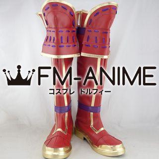 Samurai Warriors 4 Yukimura Sanada Cosplay Shoes Boots