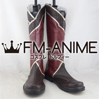 Juuza Engi: Engetsu Sangokuden Kan'u Cosplay Shoes Boots