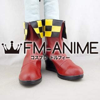 Kamigami no Asobi: Ludere deorum Loki Laevatein Cosplay Shoes Boots