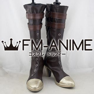 League of Legends Caitlyn Cosplay Shoes Boots