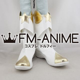 League of Legends Star Guardian Lux Cosplay Shoes Boots