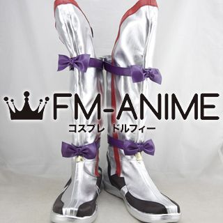 Samurai Warriors 4 Yoshihiro Shimazu Cosplay Shoes Boots