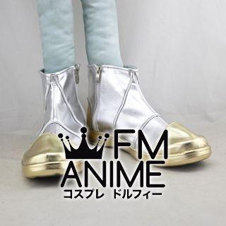 Samurai Warriors 4 Ieyasu Tokugawa Cosplay Shoes Boots
