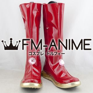 Final Fantasy XIV Nanamo Cosplay Shoes Boots