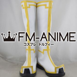 Dynasty Warriors 8 Zhuge Liang Cosplay Shoes Boots