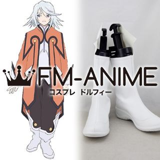 Tales of Symphonia Raine Sage / Refil Sage Cosplay Shoes Boots