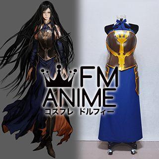 Castlevania Shanoa Dress Cosplay Costume Prop Armor