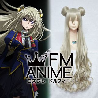 Code Geass: Akito the Exiled Reila Malkal Cosplay Wig