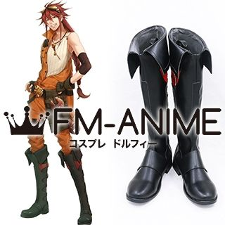 Code: Realize Impey Barbicane Cosplay Shoes Boots