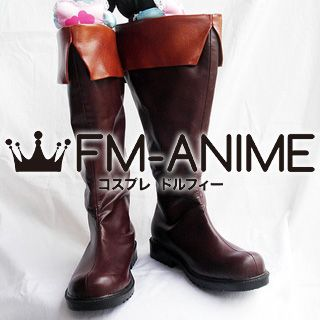 07-Ghost Teito Klein Cosplay Shoes Boots
