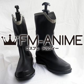 Tales of Vesperia (series) Raven Cosplay Shoes Boots
