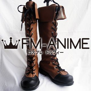 Okami-san Ryoko Okami Cosplay Shoes Boots