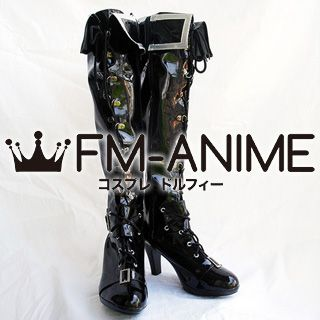 Black Rock Shooter Dojin Cosplay Shoes Boots