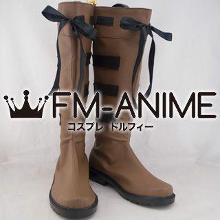 Touhou Project Hakurei Meimu Cosplay Shoes Boots