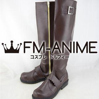RWBY Yellow Yang Xiao Long Cosplay Shoes Boots