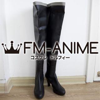Gintama Kagura Grown up / Timeskip Cosplay Shoes Boots (Anime Episode 202-203)