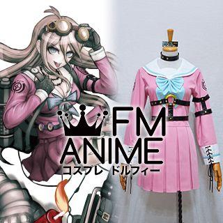 Danganronpa V3: Killing Harmony Miu Iruma Uniform Cosplay Costume