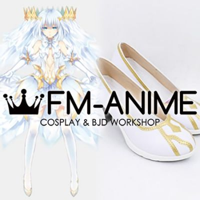 Date A Live Origami Tobiichi Spirit Form Cosplay High Heels Shoes