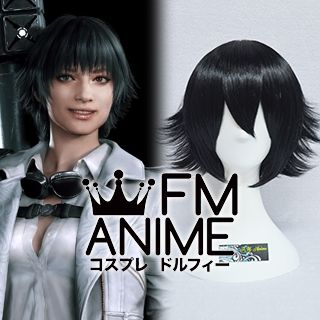 Devil May Cry 5 Lady Cosplay Wig