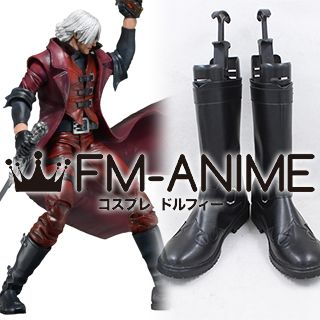 Devil May Cry Dante Ultimate 7 Cosplay Shoes Boots