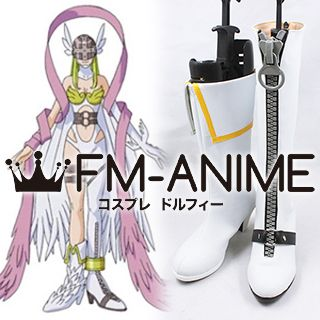 Digimon Angewomon Cosplay Shoes Boots