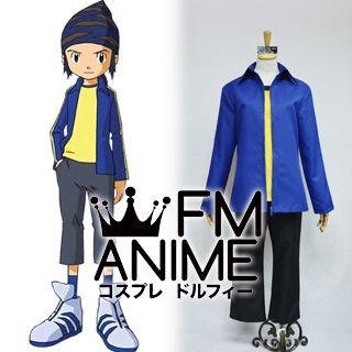 Digimon Frontier Kouji Minamoto Cosplay Costume
